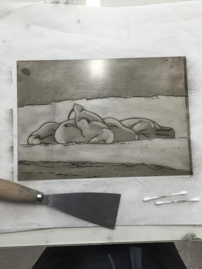 printing a pile of walrus.JPG
