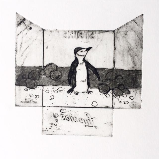 B von Preussen penguin